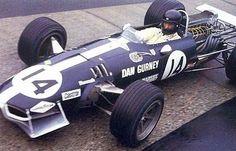 1968 | Eagle T1G Weslake - Dan Gurney
