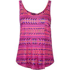 ksoloski's save of BILLABONG Here We Are Womens Tank 207595352 | Tanks & Camis | Tillys.com on Wanelo