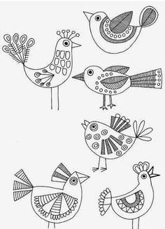 Jocelyn Proust Designs Sketchbook by rita - . - Jocelyn Proust Designs Sketchbook by rita – – - Zentangle Patterns, Embroidery Patterns, Hand Embroidery, Zentangles, Doodle Drawings, Doodle Art, Sketchbook Drawings, Sketchbook Ideas, Art Sketches