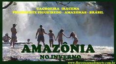 Amazônia - Presidente Figueiredo - Cachoeira Iracema - Amazonas -  Celco...