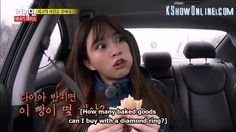 Hani [ EXID ] Guest on Running Man | b/c food is more important than diamond rings Ep. 237 #Food #EXID #Hani #RunningMan