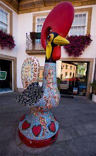 picosderoseirabrava: Os Galos de Barcelos