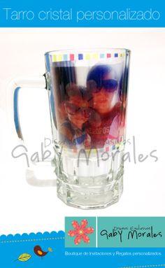 """Tarro impreso a color con la imagen o figura que prefieras ldg.gabriela@gmail.com, nos encuentras en Facebook """"Gaby Morales Diseños Exclusivos"""""""