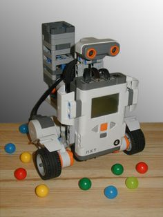 lego mindstorms robot arm instructions