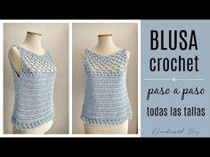 900 Ideas De Crochet En 2021 Ganchillo Blusas Ganchillo Ropa Ganchillo