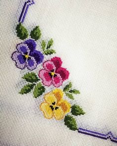 Yak n ekimmm bekleyenler ko unnn Di er detaylar i in sola kayd rmay unutmay nn ablonu i inde sablon sepeti ne Cross Stitch Boarders, Cat Cross Stitches, Cross Stitch Heart, Cross Stitch Flowers, Cross Stitch Kits, Cross Stitch Designs, Cross Stitching, Cross Stitch Embroidery, Hand Embroidery
