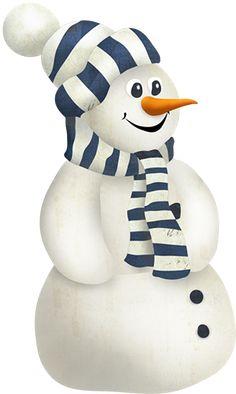 1000 images about winter printables clip art on pinterest clip art album and penguins - Clipart bonhomme de neige ...