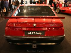 Alfa Romeo 164 Pro-Car 1988