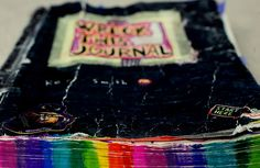 Wreck this journal-  Definitely!