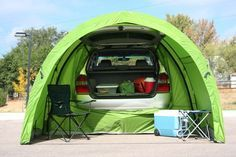 Tentris™ ArcHaus™: Modular Tent Shelter and Side Room