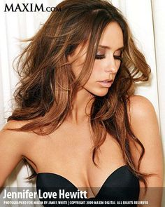 "EyeDessert's Babe Of The Day (4/28/12) - Jennifer Love Hewitt (""The Client List"")"