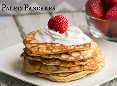 Paleo/Gluten Free Pancakes - Almost Supermom