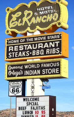 Route 66, Gallup, New Mexico --Joe and I stayed here!! My parents used to go dancing in the club in the 60's and 70's