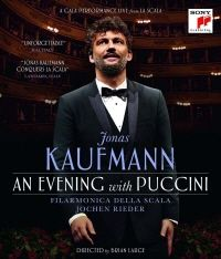 [DVD] 요나스 카우프만: An Evening With Puccini