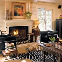 Let the Light In - 101 Living Room Decorating Ideas - Southern Living