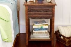 Idea: Add molding to restyle tables!