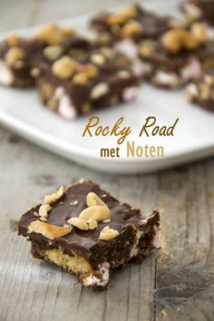 Rocky Road met noten txt