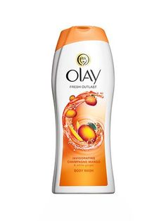 Olay Invigorating Champagne Mango & White Ginger Body Wash A great body wash should be equal parts utilitarian and luxurious. This one is both (ginger and mango smell sophisticated, not cloying), and we love that it comes in a jumbo bottle. My Beauty, Beauty Skin, Health And Beauty, Beauty Hacks, Allure Beauty, Summer Beauty, Summer Makeup, Beauty Ideas, Natural Beauty
