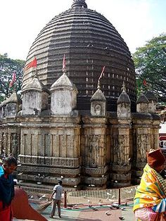 Temple of Kamakhya Devi (Goddess of desire) is a shakti temple in Guwahati, Assam. The Goddess she resides at the Kamakhya temple in the form of a stone yoni