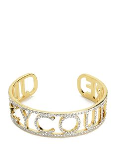 PAVE JUICY COUTURE CUFF - Juicy Couture