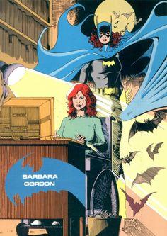 Barry Kitson - Barbara Gordon