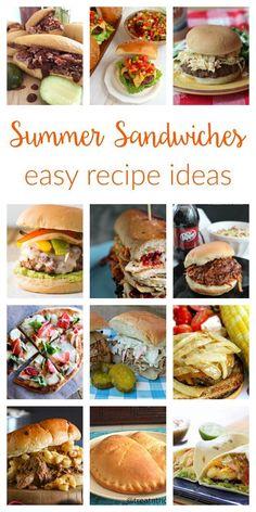 Summer Lunch Recipes, Quick Summer Meals, Dinner Recipes Easy Quick, Delicious Dinner Recipes, Dinner Recipes For Kids, Quick Easy Meals, Dinner Ideas, Lunch Ideas, Summer Snacks