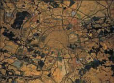 Léon Jaussely - 1919. Projet de concours pour l'aménagement et l'extension de Paris