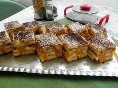 Koláč z piškót, ovocia a tvarohu (fotorecept)  - obrázok 10 Tiramisu, Ale, French Toast, Breakfast, Food, Morning Coffee, Ale Beer, Essen, Meals
