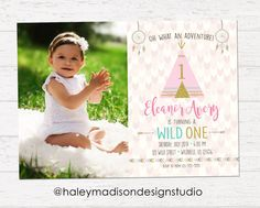 Hey I Found This Really Awesome Etsy Listing At Httpswwwetsy - Digital first birthday invitation