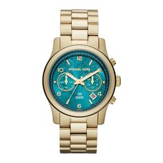 Unisex quartz wristwatch Michael Kors 100 Series Hunger Stop MK5815 | eBay