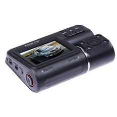 Dual Lens Car DVR Camera Full HD 1080P 2.0'' LCD 140 Degree Dash Cam Rear View Camera Recorder Night Version G-Sensor