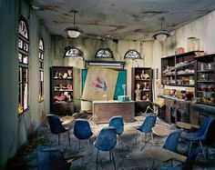 """""""After the Apocalypse"""" Photography Series by Lori Nix   /   http://photovide.com/?p=186546"""