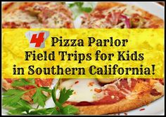 4 Pizza Parlor Field Trips For Kids in Southern California including Papa John's Pizza, California Pizza Kitchen, and John's Incredible Pizza. Incredible Pizza, Make Your Own Pizza, California Pizza Kitchen, Youth Center, Hawaiian Pizza, Travel With Kids, Field Trips, Family Activities, Southern California