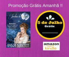 """LIVROS DE ROMANCE - Ambra Blanchett : Promoção de """"Jardins de Luar"""" em ebook ( Grátis)"""