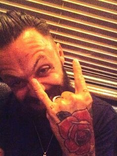 Blue October/Justin Furstenfeld