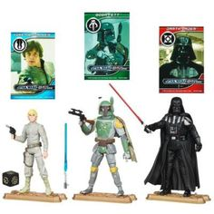 Bespin Action Figure Battle Pack