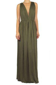Goddess Dress - ShopFrankies.com 0fb33d89b8a