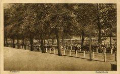 Rotterdam - Veemarkt, 1925