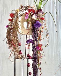 Gregor Lersch, Grapevine Wreath, Grape Vines, Dream Catcher, Wreaths, Art Designs, Floral, Home Decor, Instagram