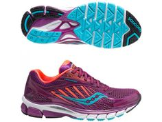 Saucony ProGrid Ride 6 Ladies Running Shoes. Very beautiful