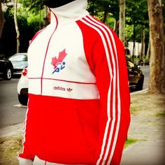 The Adidas Originals Canada Track Top by EnLawded.com | Flickr - Photo Sharing!