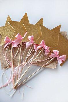90 ideas de manualidades para fiestas de princesas - Uma Manualidades