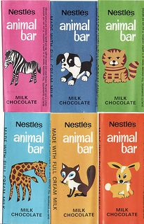 All nostalgic 1970's items are wanted by the-toy-exchange - http://www.cash-for-vintage-toys.co.uk/1970s Nestle Animal Bar