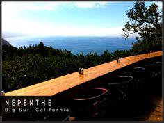 Nepenthe, Big Sur, California, United States