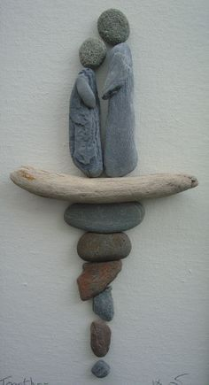 Image result for rock pebble art