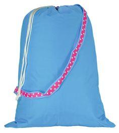 Mint Laundry Bag