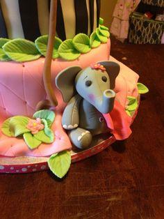 Home & Garden Kitchen, Dining & Bar Aggressive Elephant Edible Sugar Cake Topper