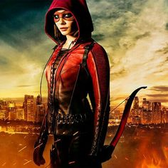 #Arrow - #TheaQueen #Speedy