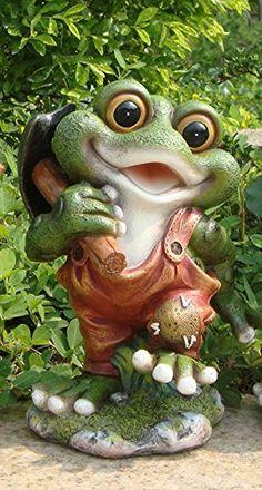 Design 3 Frosch Hoch 11153-3 Deko Garten Gartenzwerg Figuren Dekoration Gartenzwerge Zwerge GMMH http://www.amazon.de/dp/B00T7IWFKY/ref=cm_sw_r_pi_dp_EGZ0vb0RFQJ5Q