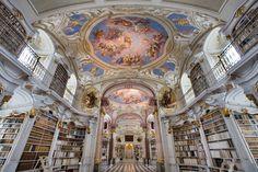 21 imperdibles bibliotecas alrededor del mundo | La Bioguía